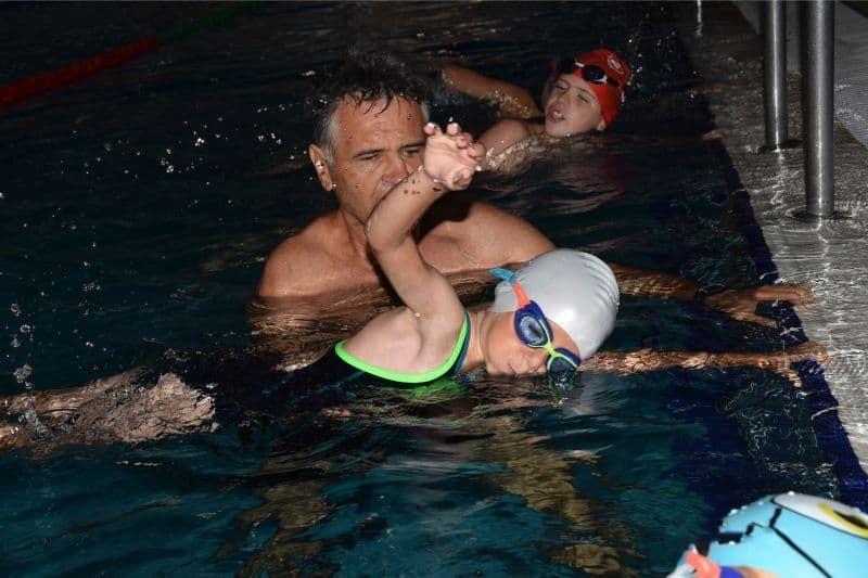 úszásoktatás egyénileg
