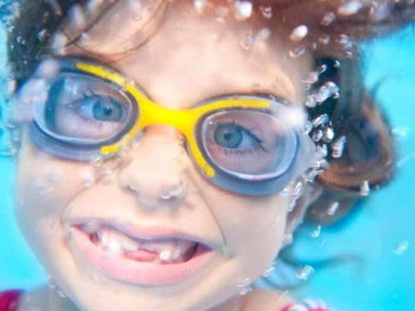 Tanuljunk meg úszni!